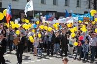 1 мая в Туле прошло шествие профсоюзов, Фото: 45