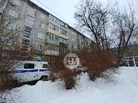 В пятиэтажке на ул. Маршала Жукова в Туле сгорела квартира, Фото: 1