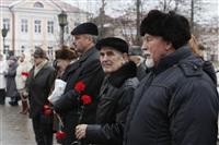 Открытие памятника Василию Жуковскому в Туле, Фото: 18