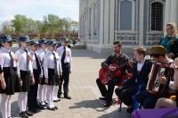 Х юбилейного парада юнармейских отрядов, 07.05.2015, Фото: 3