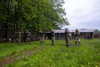 В Туле спецподразделения ОМОН и СОБР провели учения, Фото: 57