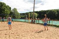 III этап Открытого первенства области по пляжному волейболу среди мужчин, ЦПКиО, 23 июля 2013, Фото: 3