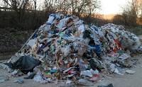 Столичный мусор в Тульской области, Фото: 10