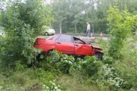 ДТП на трассе «Крым», «десятка» и Mazda. 25 июля 2013, Фото: 9