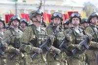 Репетиция парада Победы в Туле, Фото: 118