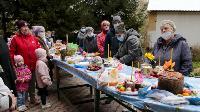 Туляки освящают пасхи и куличи, Фото: 8