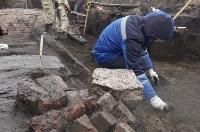 Как проходили раскопки в центре Тулы, Фото: 6