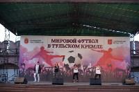 Матч Россия – Хорватия на большом экране в кремле, Фото: 6