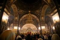 Пасхальное богослужение в Успенском соборе, Фото: 1