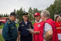 Тульское МЧС передало муниципальным образованиям области прицепы спасательных постов, Фото: 8
