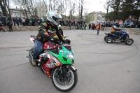 Открытие мотосезона в Новомосковске, Фото: 163