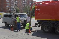 Прочистка ливневок на Красноармейском проспекте, Фото: 1