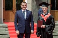 Губернатор вручил дипломы с отличием выпускникам магистратуры ТулГУ, Фото: 14