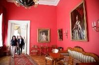 Алексей Дюмин осмотрел  Богородицкий дворец-музей и парк, Фото: 10