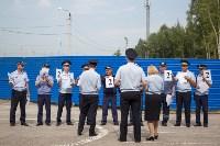 Конкурс водительского мастерства среди полицейских, Фото: 24