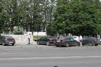 Массовое ДТП на проспекте Ленина 15 июля 2015, Фото: 12