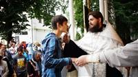 Крещение жителей Новомосковска, Фото: 61