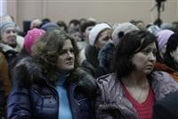 Визит Владимира Груздева в ПХ «Лазаревское». 13 февраля 2014, Фото: 20