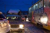 Утренние пробки в Туле, Фото: 6