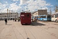 Конкурс водителей троллейбусов, Фото: 33