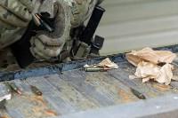 Стрельба, БТР и спасение раненых: в Тульской области бойцы Росгвардии неделю жили в лесу, Фото: 13