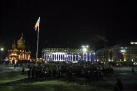 Фейерверк в честь 75-летия обороны Тулы, Фото: 1