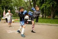 День защиты детей в ЦПКиО имени Белоусова, Фото: 7