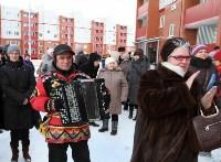 Вручение ключей от квартир в Туле на ул.Новоселов. 9.02.2015, Фото: 10