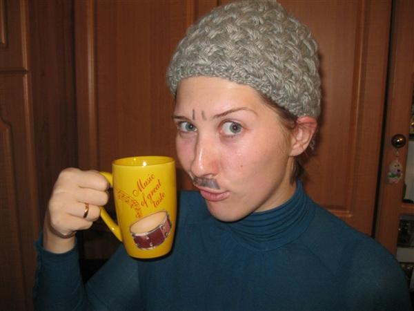 """Подружка, проходила кастинг для ролика чая """"Липтон"""". Судя по тому, что в ролике её не видела, не прошла наверное)"""