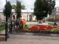 Завершается ремонт фонтана у драмтеатра, Фото: 6