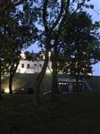 Мирский замок ночью, Фото: 6