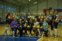Тульские волейболистки готовятся к сезону., Фото: 41