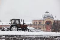 Последствия снежного циклона в Туле, Фото: 83