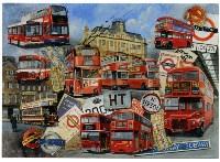 Highgates & Holloways Подборка транспорта, от трамваев до развозных фургончиков, обслуживаемых в Holloway Bus Garage, главной мастерской общественного транспорта Лондона, Фото: 1