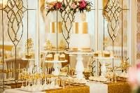 Модная свадьба: от девичника и платья невесты до ресторана, торта и фейерверка, Фото: 4