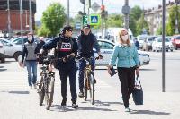 Полицейский рейд в тульских маршрутках: на пассажиров без масок составляют протоколы, Фото: 31