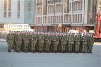Репетиция парада на 9 Мая. 3.05.2014, Фото: 6