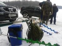 На Воронке состоялись соревнования по рыбной ловле на мормышку, Фото: 11