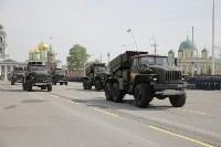 Генеральная репетиция парада Победы в Туле, Фото: 16