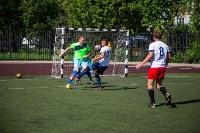 В Туле прошла спартакиада спасателей по мини-футболу, Фото: 16