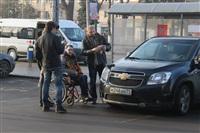 Тульский «СтопХам» проверил парковочные места для инвалидов., Фото: 4