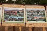 Строительство посёлка «Английский сад». 5 августа 2014, Фото: 17