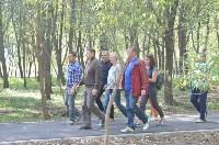 В Пролетарском районе высадили молодые деревья, Фото: 5