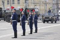 Генеральная репетиция парада Победы в Туле, Фото: 37