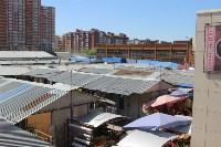 В Туле снесли часть рынка «Южный», Фото: 4
