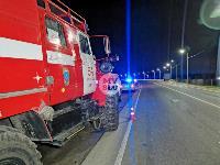 На выезде из Тулы BMW влетел в фуру: один человек погиб, Фото: 16