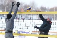 III ежегодный турнир по пляжному волейболу на снегу., Фото: 43