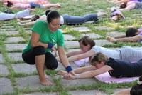 Йога в Центральном парке, Фото: 17