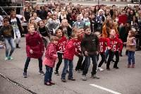 Танцевальный фестиваль на площади Ленина. 13.09.2015, Фото: 45