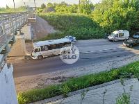 Авария на Алексинском шоссе в Туле, Фото: 20